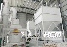 HC1700 molino - proyecto de desulfuración de la central eléctrica