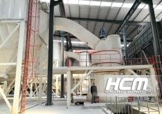 HC2000 molino - proyecto de coque de petróleo