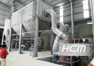 HCH Molino Ultrafino