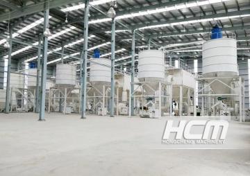 HCH Serie Molino Para Polvo Superfino